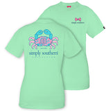 Simply Southern Tees Preppy Crab T-Shirt - Color Julep