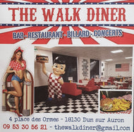 Bon d'achat chez The Walk Diner / Restaurant