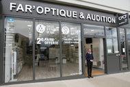 Bon d'achat chez FAR'OPTIQUE & AUDITION FOSSES / Opticien Audioprothésiste