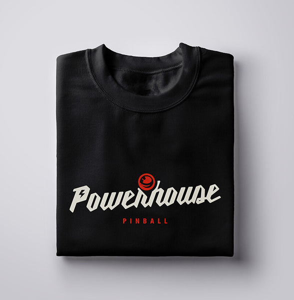 Powerhouse Pinball T-Shirts Now Available!