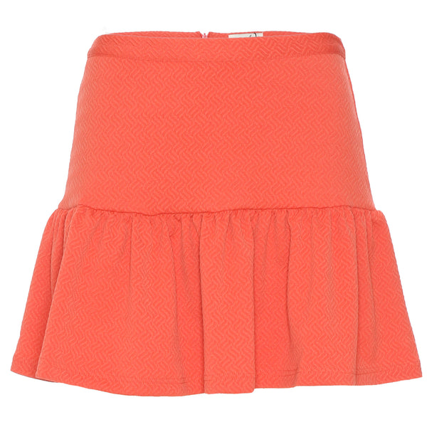 CANDY CORAL Flippy Skirt