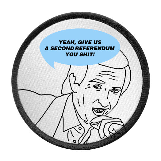 ALAN'S SECOND REFERENDUM Patch