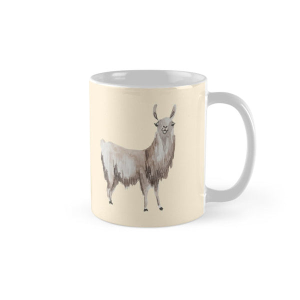 alpaca MUG FROM LA LA LAND