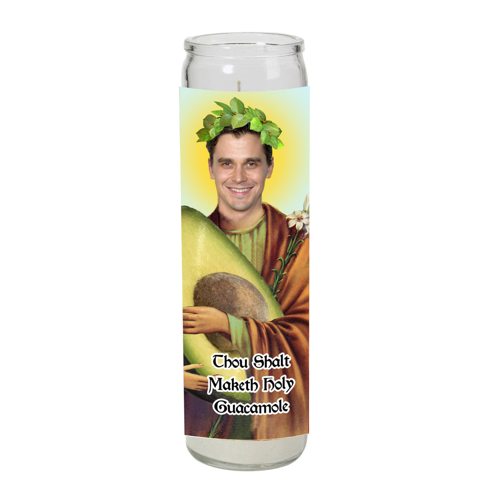 QUEER EYE: SAINT ANTONI Prayer Candle