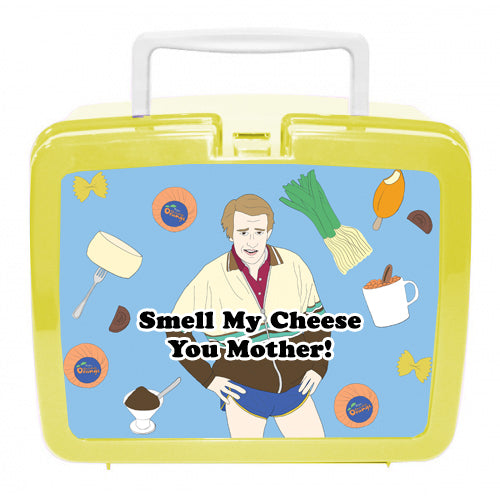 ALAN PARTRIDGE Lunchbox