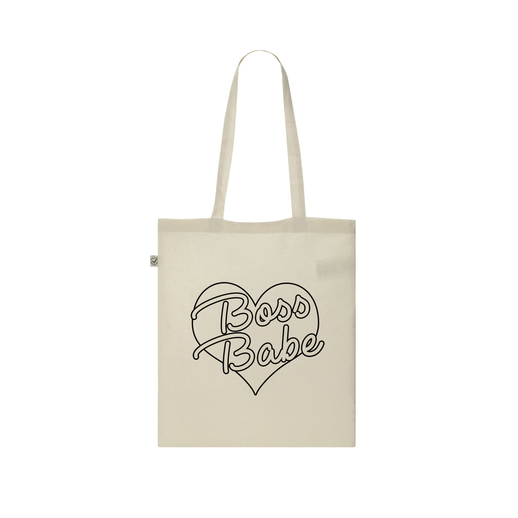 BOSS BABE tote bag from LA LA LAND