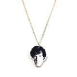 Benedict Cumberbatch Sherlock Necklace by LA LA LAND