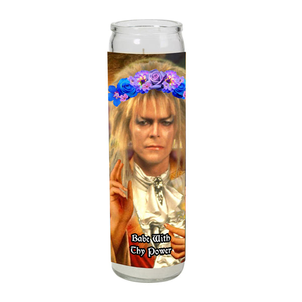 SAINT JARETH Prayer Candle