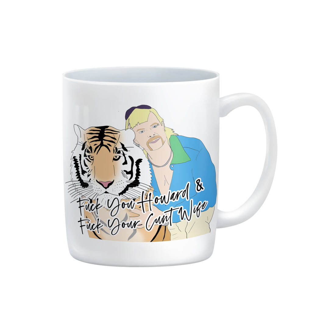 FUCK YOU HOWARD Mug
