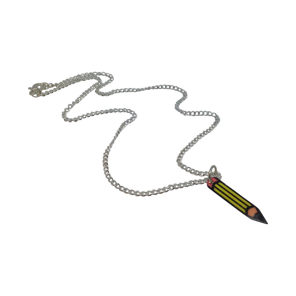 GET IT WRITE Pencil necklace from LA LA LAND