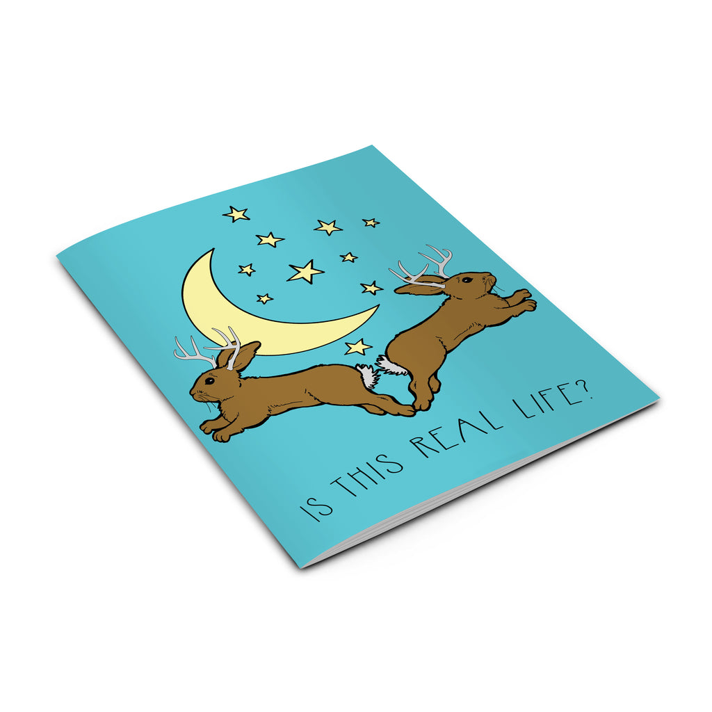 Jackalope Notebook from LA LA LAND