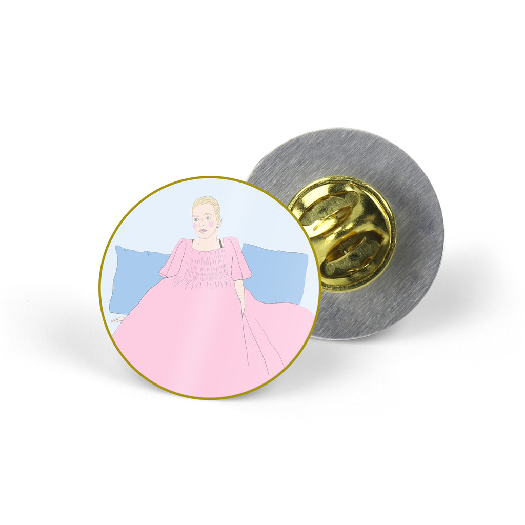 KILLING EVE PSYCHOPATH Pin
