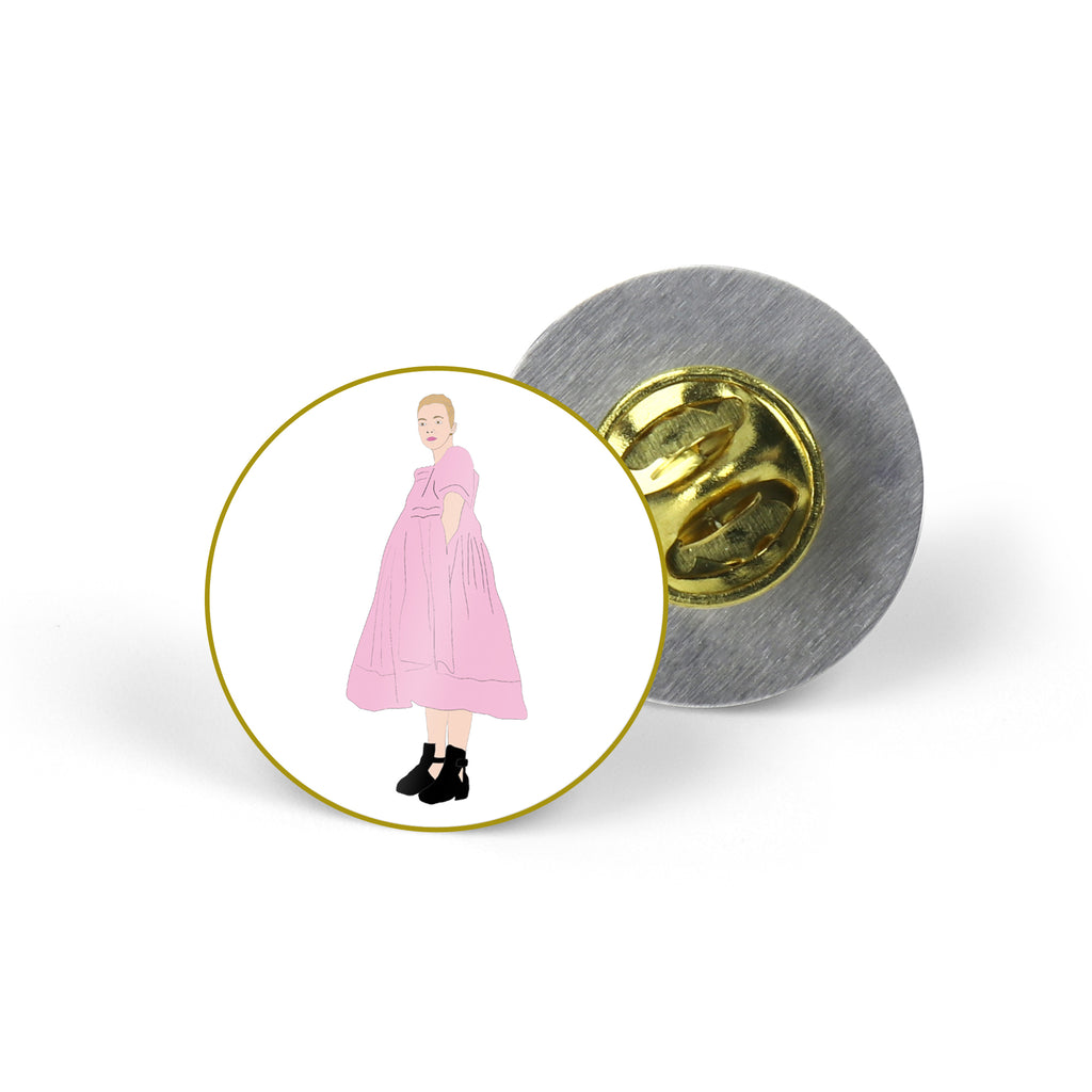 KILLING EVE VILLANELLE Pin