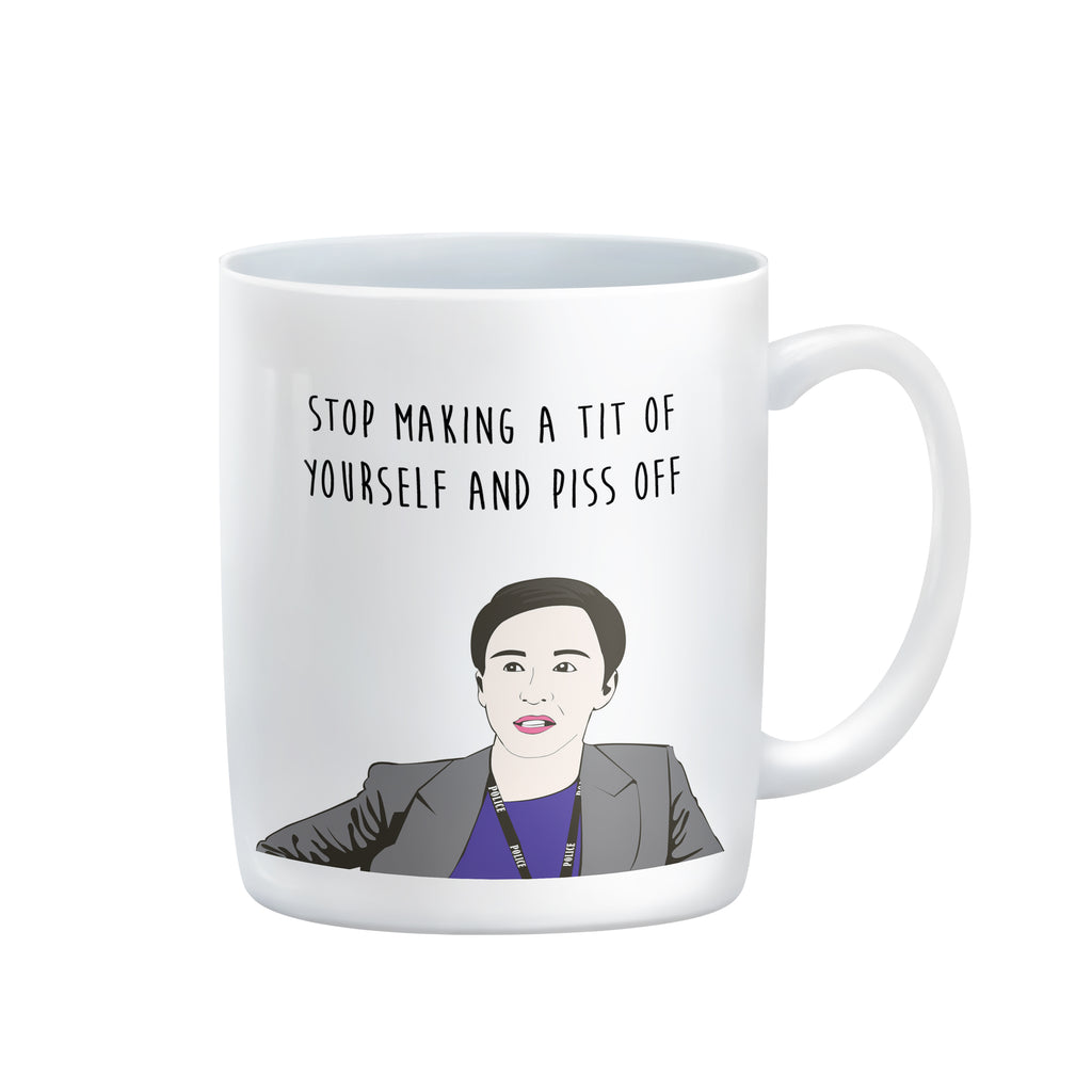 LINE OF DUTY: KATE FLEMING Mug