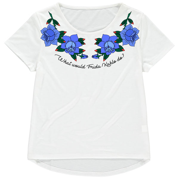 WHAT WOULD FRIDA KAHLO DO? Tee