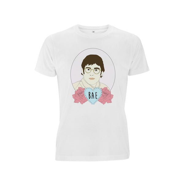 Louis Theroux is BAE Tee from LA LA LAND