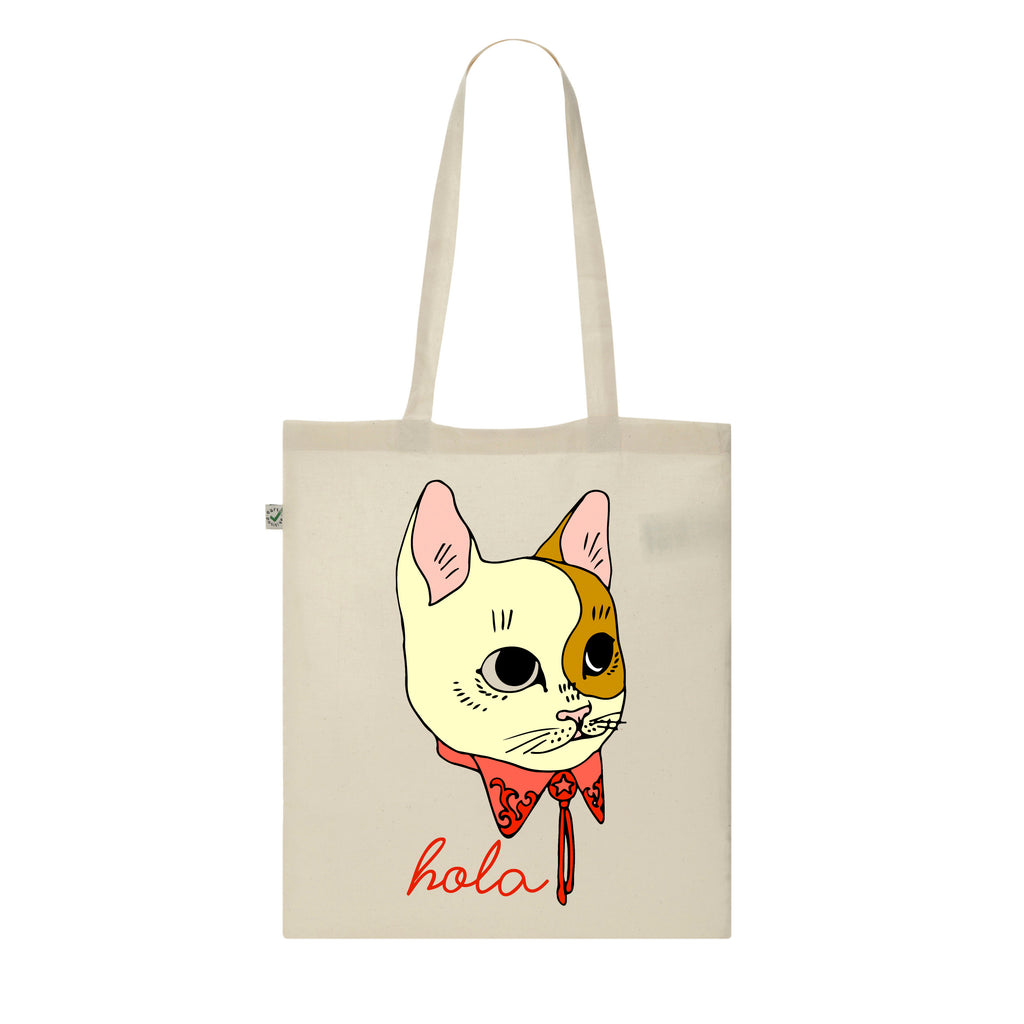 MEXICAT Tote Bag