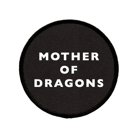 MOTHER OF DRAGONS daenerys GAME OF THRONES patch from LA LA LAND.jpg