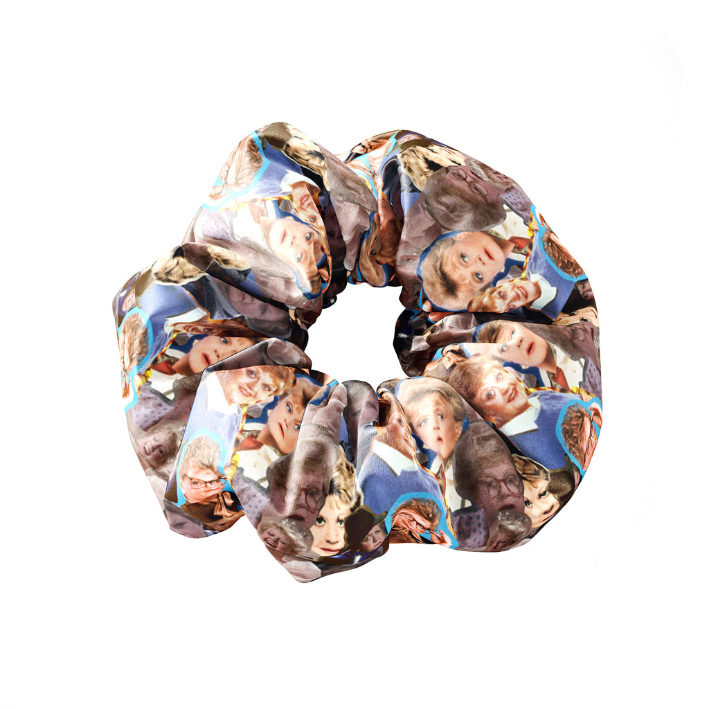 JESSICA FLETCHER Hair Scrunchie