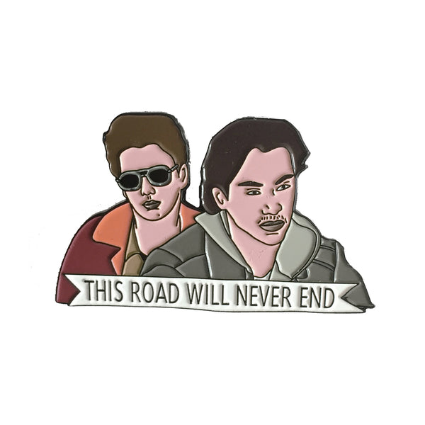 MY OWN PRIVATE IDAHO Enamel Pin (SECONDS)