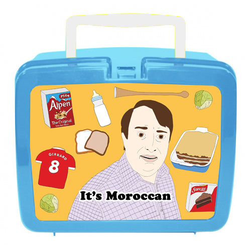 PEEP SHOW: MARK Lunchbox