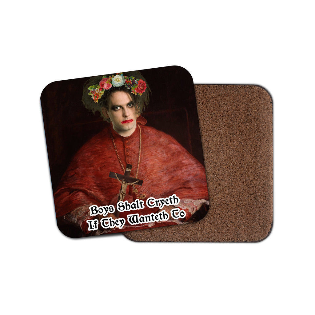 SAINT ROBERT SMITH coaster