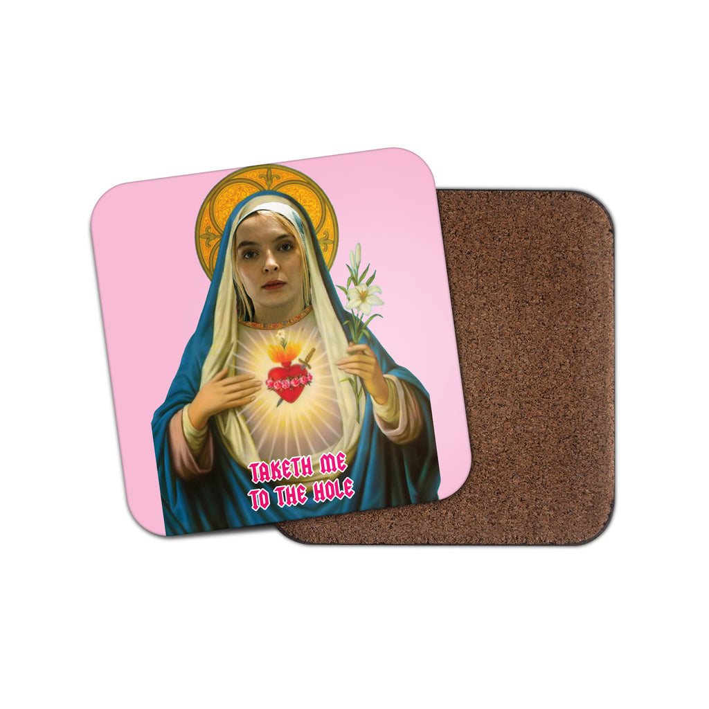 SAINT VILLANELLE coaster