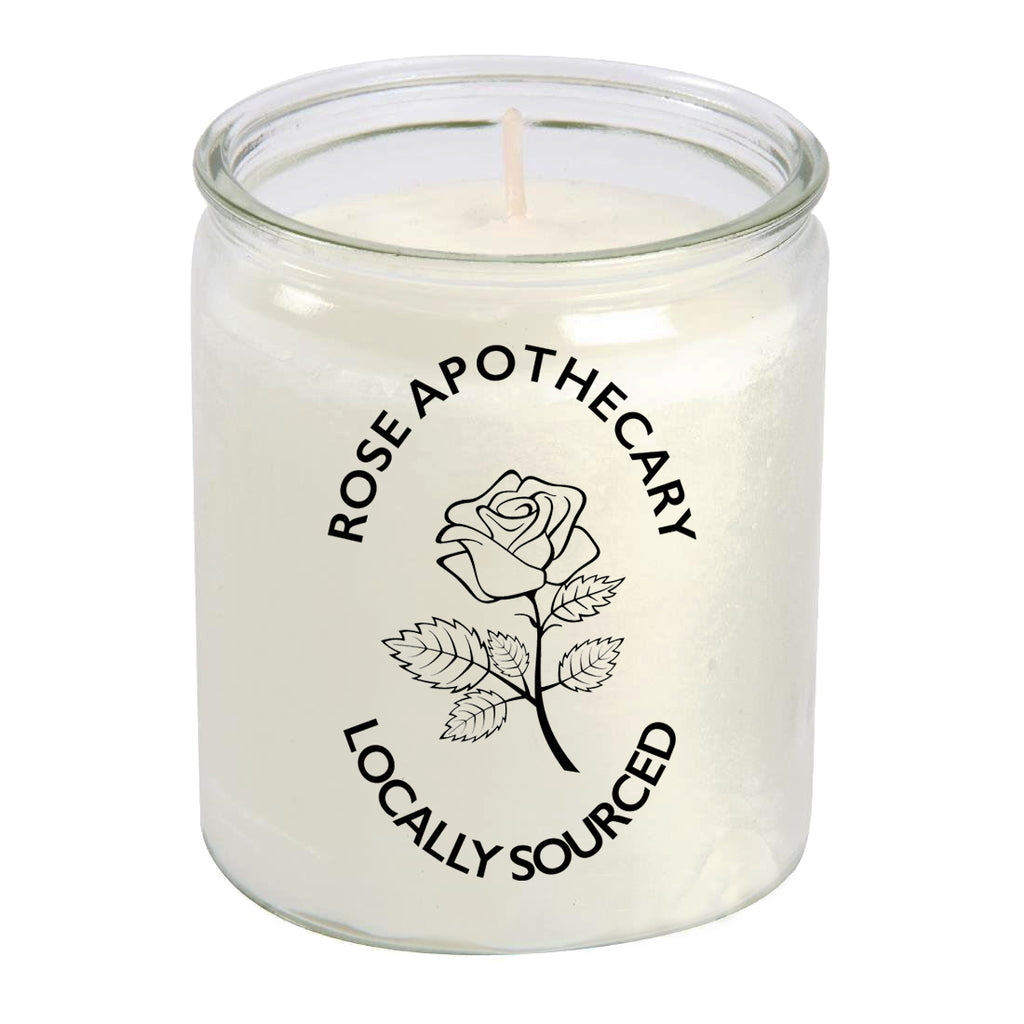 SCHITT'S CREEK: ROSE APOTHECARY Candle