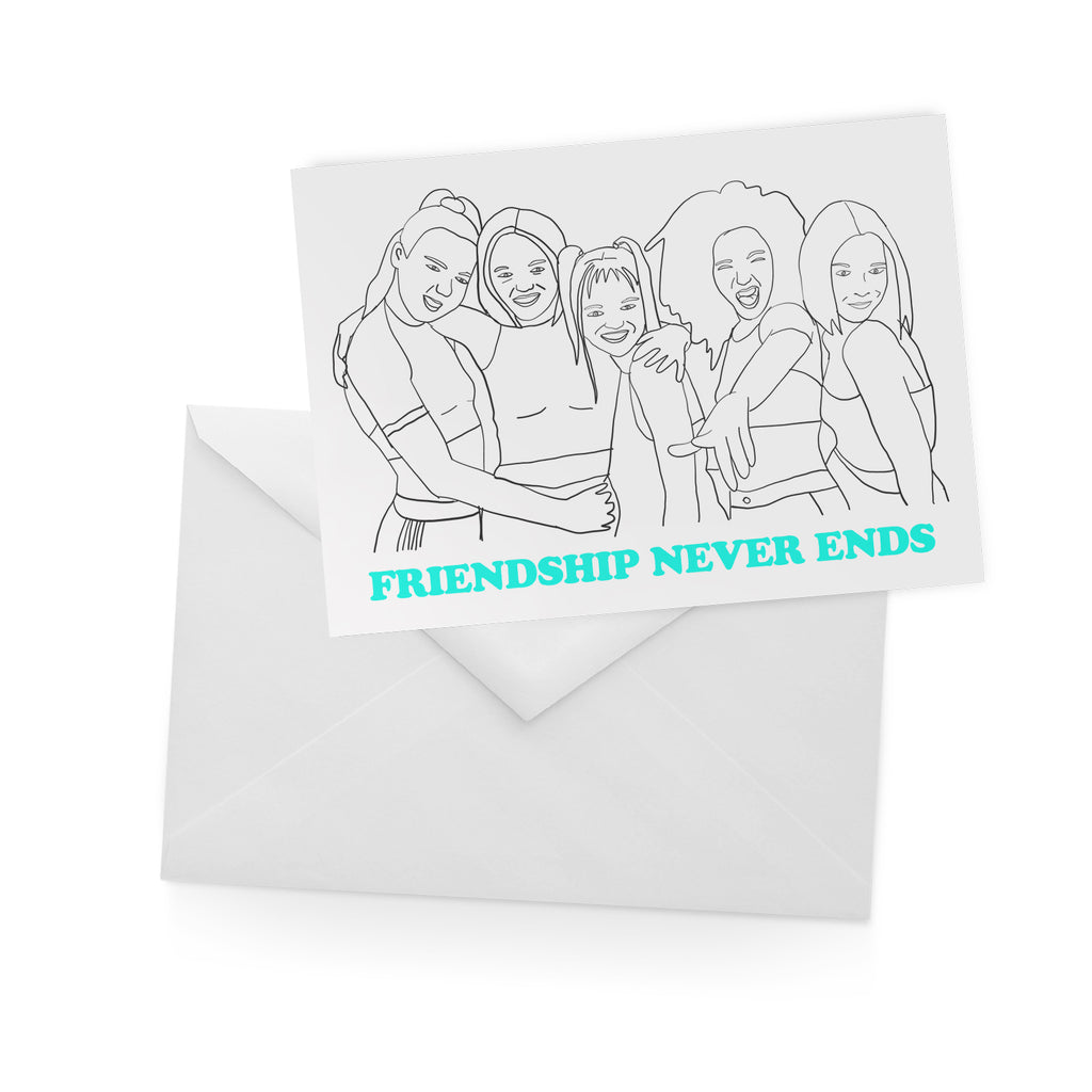 friendship never ends SPICE GIRLS CARD FROM LA LA LAND.jpg