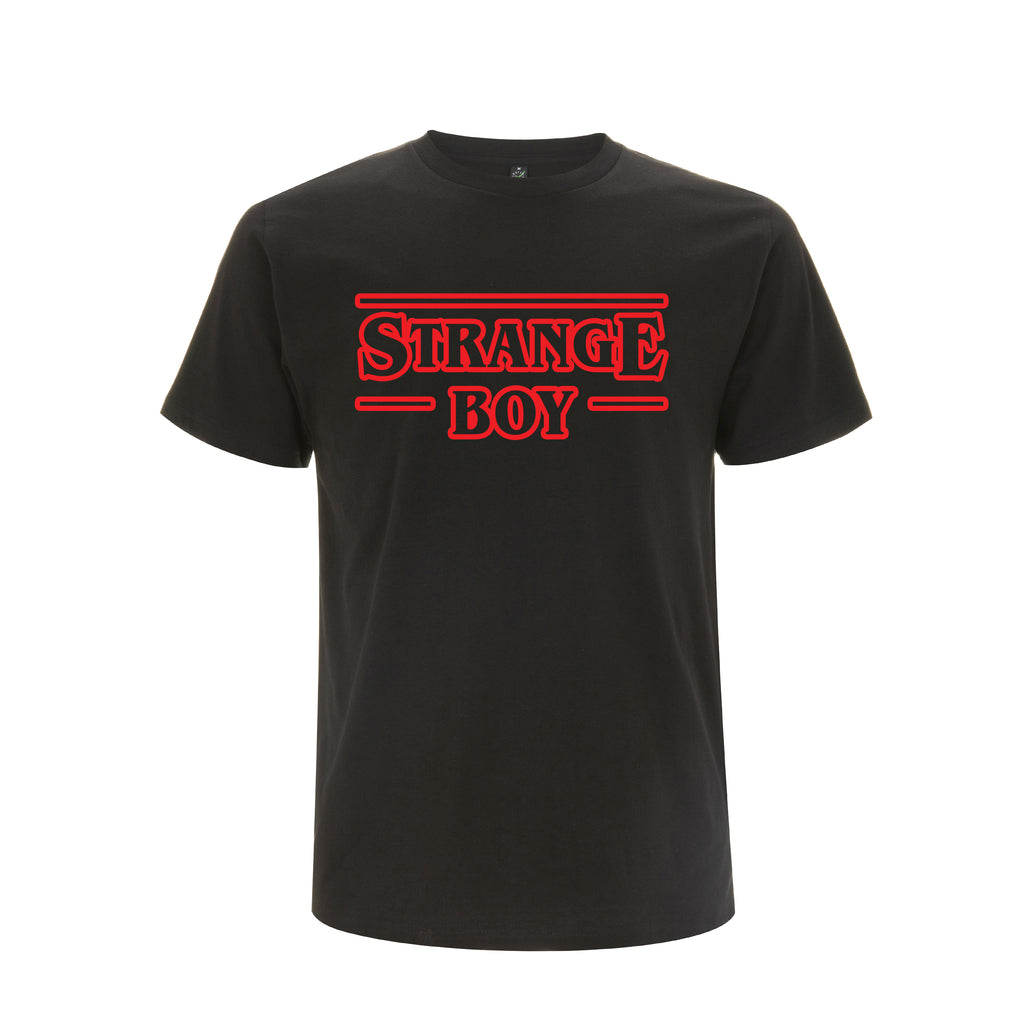 STRANGER THINGS strange boy TEE from LA LA LAND