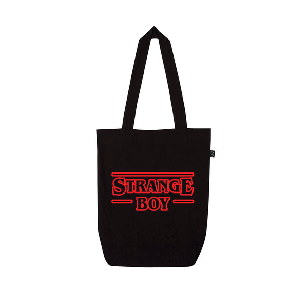 STRANGER THINGS strange boy Tote Bag from LA LA LAND