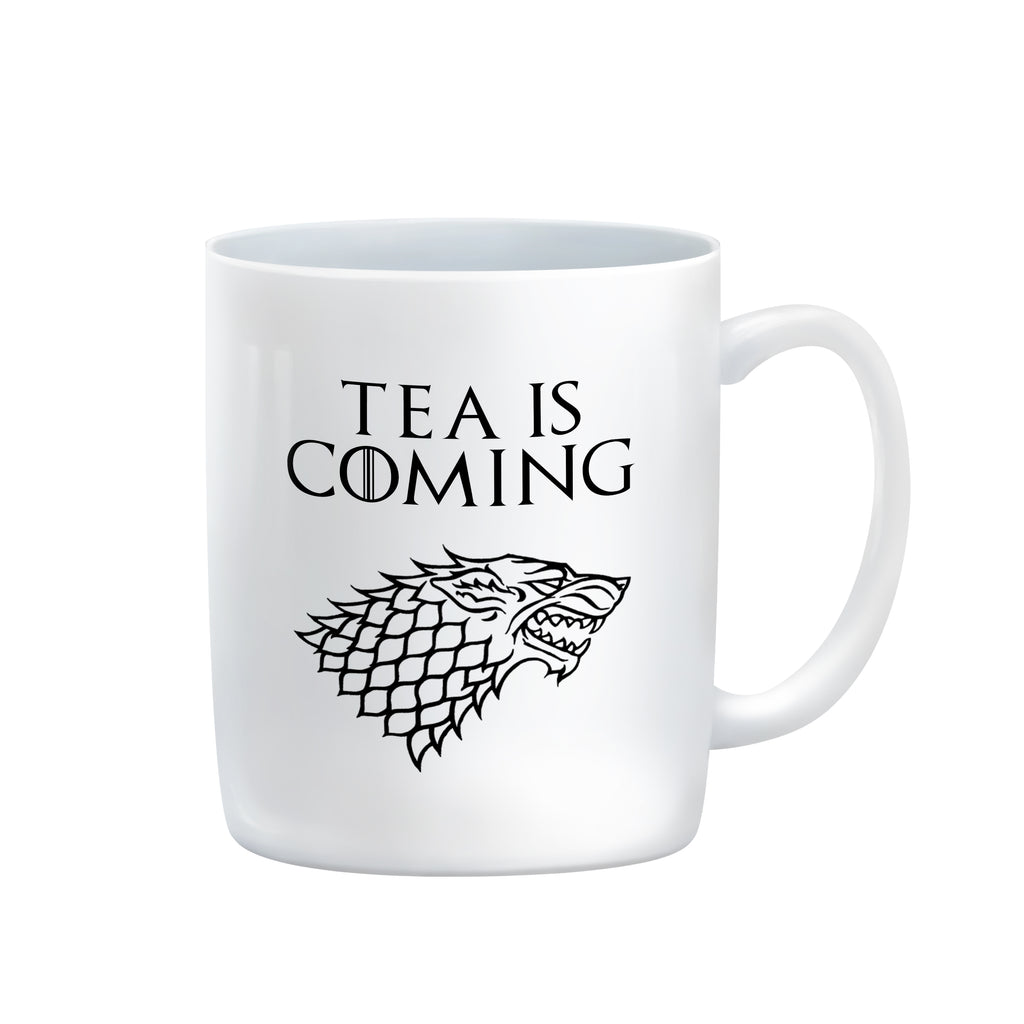TEA IS COMING Mug