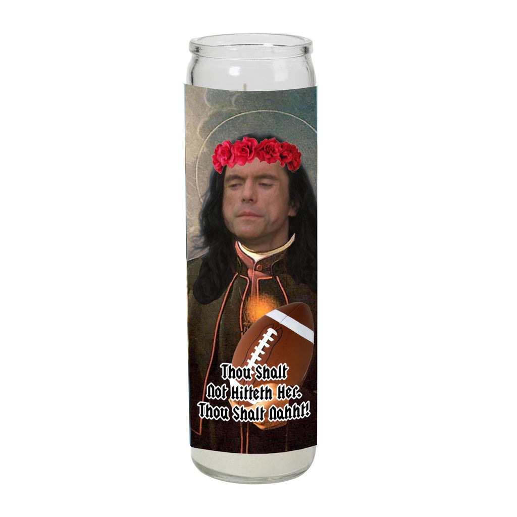 SAINT TOMMY WISEAU Prayer Candle