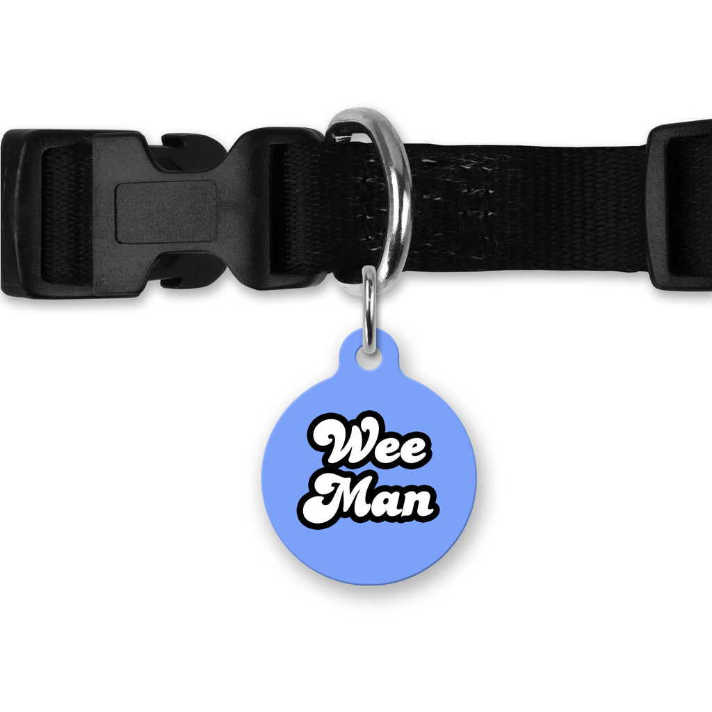WEE MAN Pet Tag