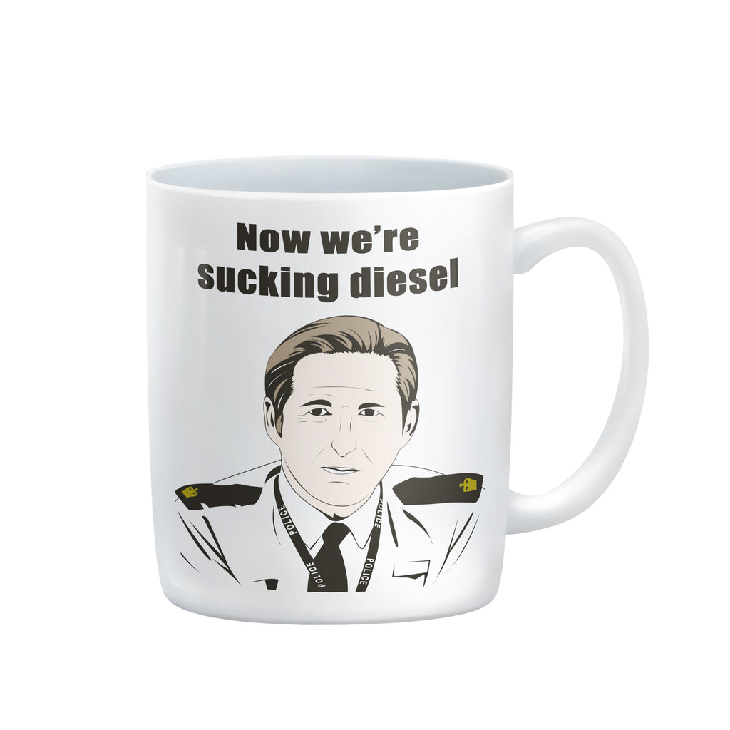 LINE OF DUTY: TED HASTINGS Mug