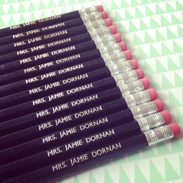 Mrs Jamie DORNAN pencils by PopCult from LA LA LAND
