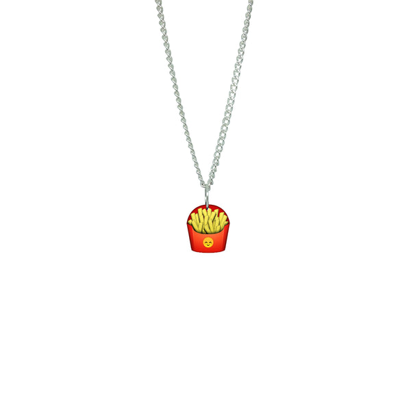 FRIES EMOJI Necklace
