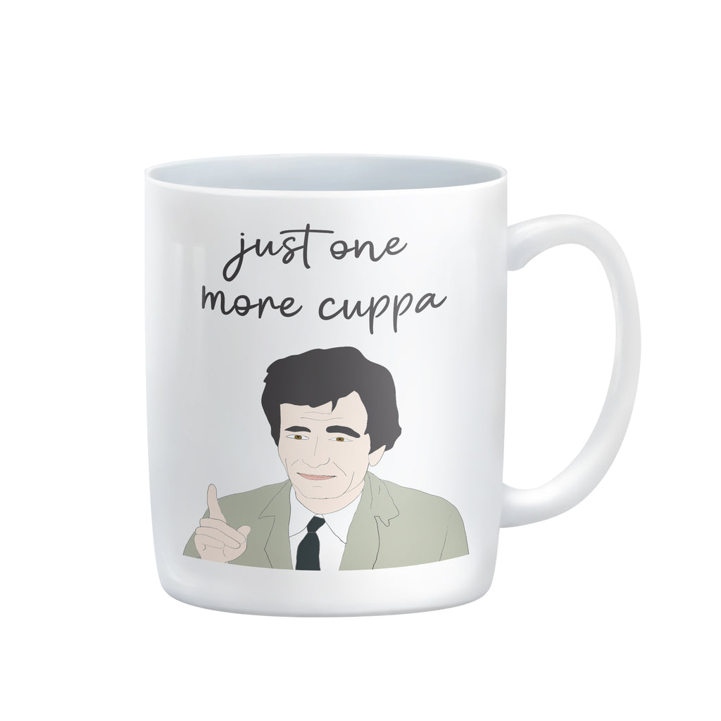 JUST ONE MORE CUPPA Mug