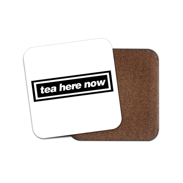 tea here now oasis coaster from LA LA LAND 2