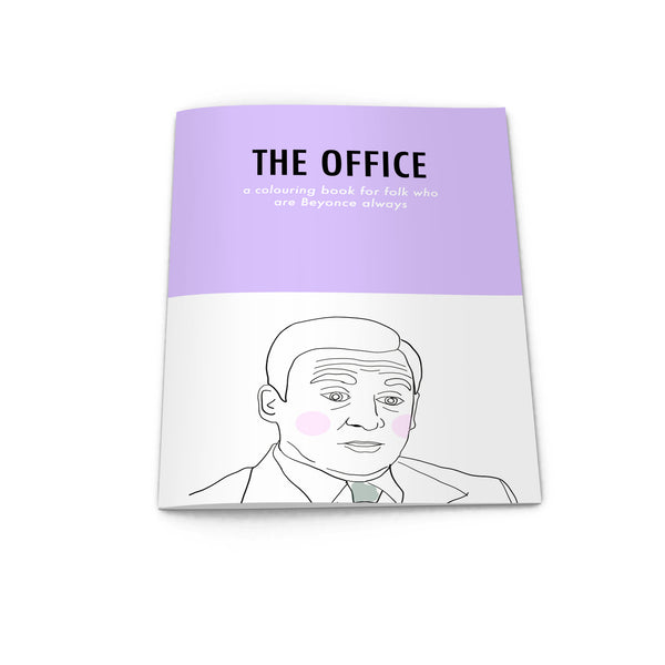 the office colouring from LA LA LAND