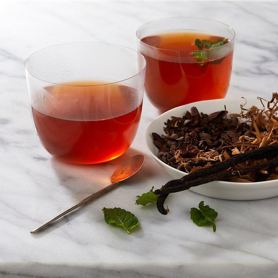 Bewitching Herbal Cacao Tea