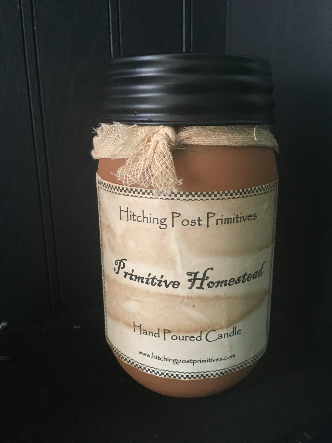 Primitive Country Candles