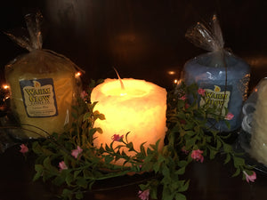Warm Glow Electric Candles