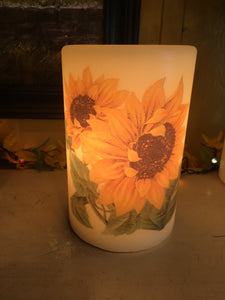 Electric Everlasting Candle Sleeve