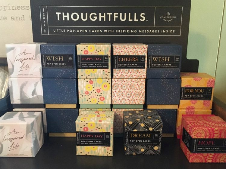 Thoughtfulls, Pop-up Cards