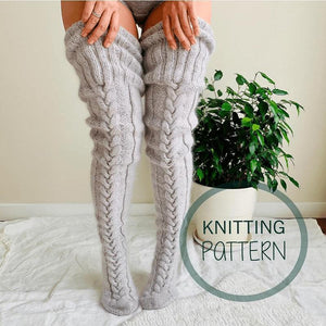 Knitted Stockings (Christmas Promotion-50%OFF)