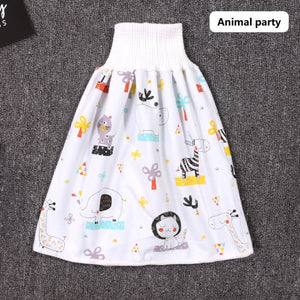 Comfy children's adult diaper skirt shorts