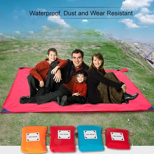 Watertight Beach/Park Picnic Mat