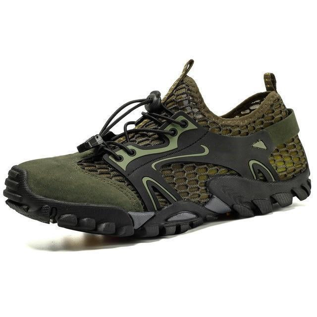 Outdoor Hiking Shoes - Super Resistant & QUICK DRY & Comfortable
