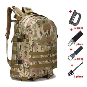 Outdoor Hiking Hunting Camping Camouflage Bag